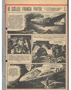 Jó széllel francia partra ( Füles1986. 6-18 szám 1- 13 rész ) - Bates, Herbert Ernest, Cs. Horváth Tibor