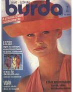Burda 1991/7. július - Ingrid Küderle (szerk.)