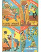Rejtő-sorozat 1-22. füzet (teljes képregény sorozat) - Rejtő Jenő, Cs. Horváth Tibor