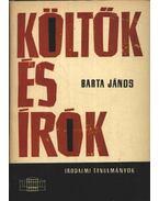 Költők és írók - Barta János