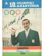 Labdarúgás Olimpiai szám 1964 - Hoffer József