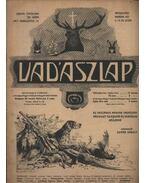 Vadászlap 1917. aug. 15. - Sugár Károly (szerk.)