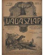 Vadászlap 1920. december 5. - Sugár Károly (szerk.)