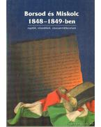 Borsod és Miskolc 1848-1849-ben - Dobrossy István