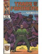 Transformers 1996/3. 31. szám - Budiansky, Bobb