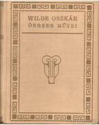 Wilde Oszkár összes művei I - X. - Wilde Oszkár