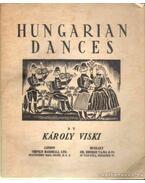 Hungarian dances - Viski Károly