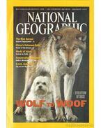 National Geographic 2002-es évf. Teljes! (angol nyelvű) - Garrett, Wilbur E.