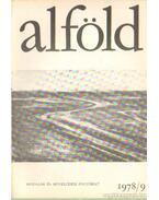 Alföld 1978/9. - Juhász Béla