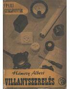 Villanyszerelés - Hámory Albert