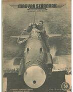 Magyar Szárnyak 1943. 9. szám május - Jánosy István