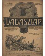 Vadászlap 1920. szeptember 5. - Sugár Károly (szerk.)
