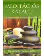 Meditációs kalauz - Dahlke, Margit, Ruediger Dahlke