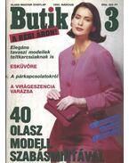 Butik 1993/3. - Moldován Katalin