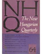 The New Hungarian Quarterly 64 - Winter 1976 - Boldizsár Iván