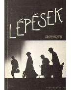Lépések - Ingmar Bergman, Samuel Beckett, WILSON, LANFORD, Mrozek, Slawomir, Gaál Erzsébet