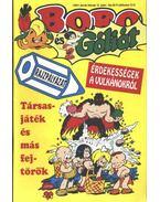 Bobo és Góliát 1994/1 január-február 10. szám - Ryberg, Mona, Axén, Sören