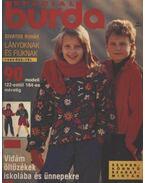 Special Burda 1990- ősz-tél - Hajós Katalin