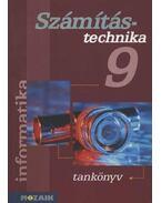 Számítástechnika 9 - Rozgonyi-Borus Ferenc