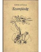 Szomjúság - Sipos Gyula