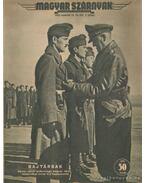 Magyar Szárnyak 1943. 2. szám január - Jánosy István