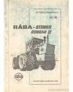 Rába-Steiger Cougar II. - Kovács György