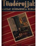 Tündérujjak 1934 - W. Bartha Emma (szerk.), Szegedy Ila