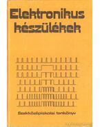Elektronikus készülékek 1989 - Pintér István, Klatsmányi Béla
