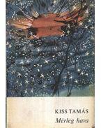 Mérleg hava - Kiss Tamás