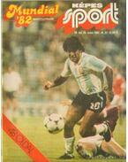 Képes Sport 1982. 25. szám - Kutas István