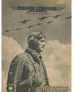 Magyar Szárnyak 1943. 16. szám augusztus - Jánosy István