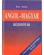 Angol-magyar, magyar-angol kéziszótár I-II. - Bíró Lajos Pál, Willer József dr.