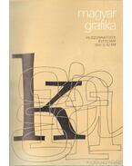 Magyar grafika 1982. 2. szám - Gara Miklós Dr.