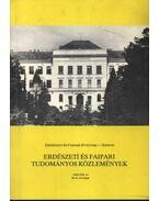 Erdészeti és faipari Tudományos közlemények 1994-1995. év 40-41. évfolyam - Dr. Varga Ferenc