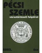 Pécsi Szemle 2003. VI. évfolyam 3. szám Ősz - Romváry Ferenc