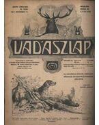 Vadászlap 1917. november 15. - Sugár Károly (szerk.)