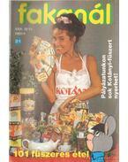 Fakanál 1992/4 - Tiszai László (szerk.)