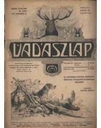 Vadászlap 1917. október 25. - Sugár Károly (szerk.)