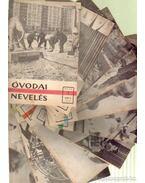 Óvodai nevelés 1971. XXIV. évfolyam (hiányos) - Kovásznai Józsefné