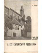 A kis katekizmus példákban X. kötet - Varga József