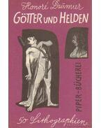 Götter und Helden - Daumier, Honoré