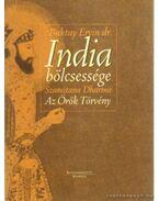 India bölcsessége - Baktay Ervin