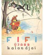 Fifi újabb kalandjai - Asztrahan, M., Zsukovszkaja, E.