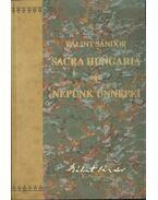 Sacra Hungaria - Bálint Sándor