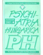 Psychiatria hungarica 2001/4. - Gerevich József