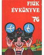 Fiúk évkönyve 1976 - Karádi Ilona