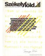 Székelyföld 1997. október - Ferenczes István