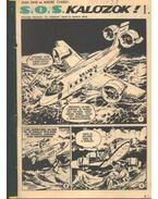 S. O .S .kalózok ! ( Füles1968. 35-38 szám 1-4 rész) - Németh Jenő, Cs. Horváth Tibor