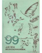 99 játék mindenkinek - Horváth Zoltán