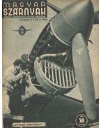 Magyar Szárnyak 1942. 10. szám május - Jánosy István
